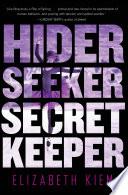 Hider  Seeker  Secret Keeper Book