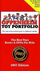 Oppenheim Toy Portfolio Book