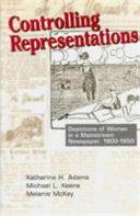 Controlling Representations Book PDF