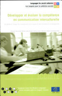 Pdf Developing and assesing intercultural communicative competence Telecharger