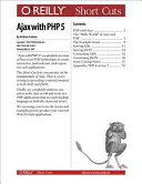 Ajax with PHP 5