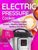 Electric Pressure Cooker Book