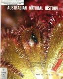 Australian Natural History