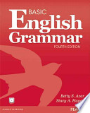 Basic English Grammar Etext with Audio (Access Code Card)