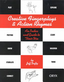 Creative Fingerplays   Action Rhymes Book PDF