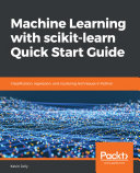 Machine Learning with scikit-learn Quick Start Guide Pdf/ePub eBook