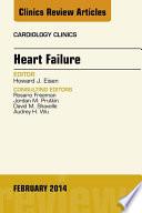 Heart Failure  An Issue of Cardiology Clinics