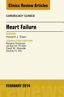 Heart Failure  An Issue of Cardiology Clinics