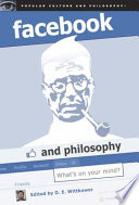 Facebook and Philosophy Book