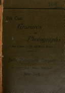 Pdf Catalogue of the Berlin Photographic Company, Fine Art Publishers