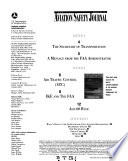 FAA Aviation Safety Journal