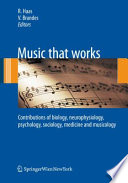 Music That Works Book PDF
