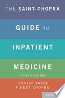 The Saint-Chopra Guide to Inpatient Medicine