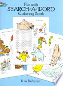 Fun with Search-a-word Coloring Book