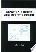 Reaction Kinetics and Reactor Design  Second Edition Book