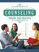 Counseling Theory and Practice  Second Edition