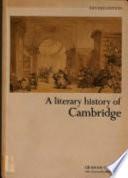 A Literary History Of Cambridge