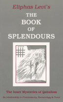 Pdf The Book of Splendours Telecharger