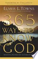 365 Ways to Know God