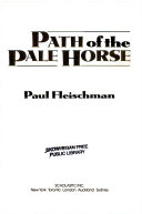 Pdf Path of the Pale Horse