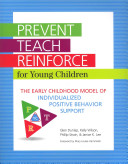 Prevent Teach Reinforce For Young Children
