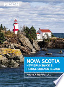Moon Nova Scotia  New Brunswick   Prince Edward Island