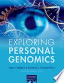 Exploring Personal Genomics Book