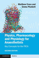 Physics  Pharmacology and Physiology for Anaesthetists