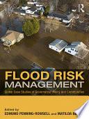 Flood Risk Management Book