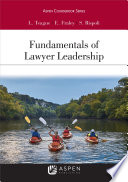 Fundamentals of Lawyer Leadership Book