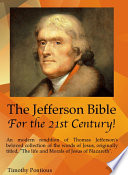 The Jefferson Bible for the 21st Century