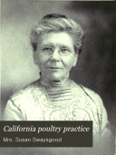 California Poultry Practice Book
