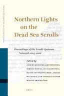 Northern Lights on the Dead Sea Scrolls