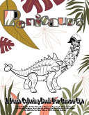 Penisaurs-A Penis Coloring Book For Grown Ups