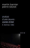 Analyse d'une oeuvre