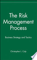 The Risk Management Process Book