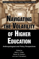 Navigating the Volatility of Higher Education