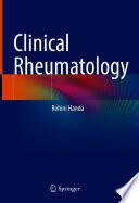 Clinical Rheumatology Book