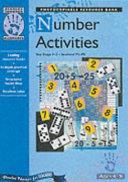 Number Activities Resource Bank