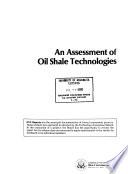 An assessment of oil shale technologies