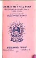 Secrets of Sama Yoga Book PDF