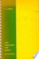 Farm Management Crop Manual Book