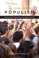 Cover of The Global Rise of Populism