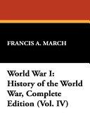 World War I Pdf/ePub eBook