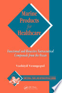 Marine Products for Healthcare Book