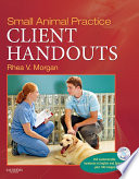 Small Animal Practice Client Handouts Book PDF