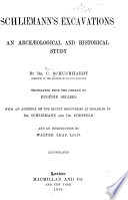 Schliemann s Excavations