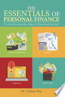 The Essentials of Personal Finance