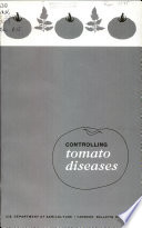 Controlling Tomato Diseases Book