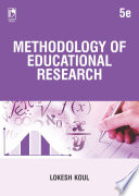 Methodology of Educational Research, 5th Edition